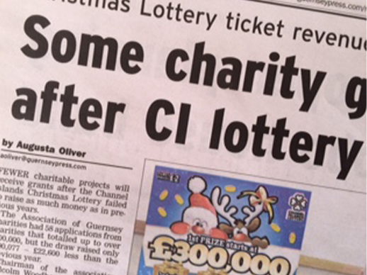 CI Christmas Lottery