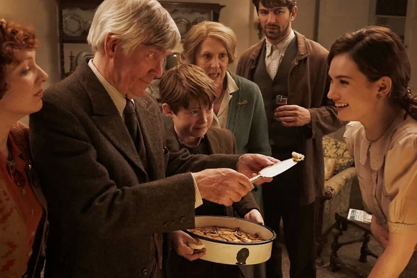 The Guernsey Literary and Potato Peel Society Shot
