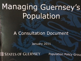 Cover of population document