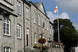 Guernsey States bulding