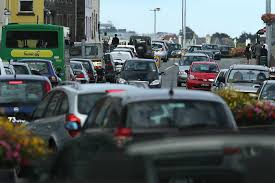 Traffic in Guernsey