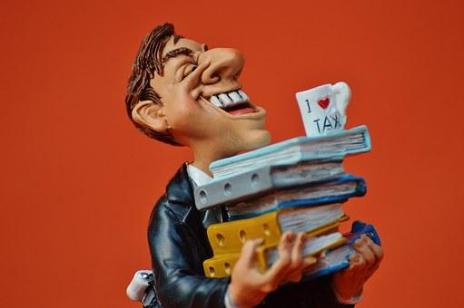 Tax consultant image